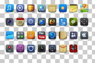 User Interface Icon Design Mobile Phone Icon PNG