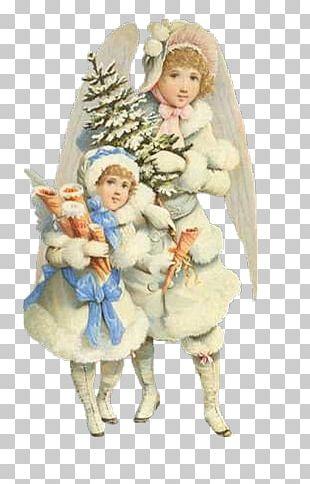 Angel Christmas PNG
