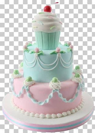 Birthday Cake Cupcake Wedding Cake PNG