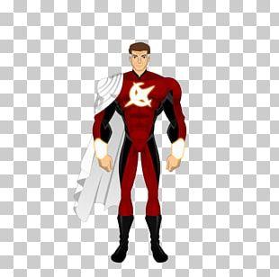 Superhero Character Drawing Digital Art PNG