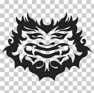 Tattoo Ink Black-and-gray Cover-up Mask PNG