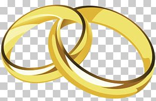 Wedding Ring Gold Engagement Ring PNG