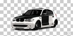 City Car Alloy Wheel BMW Motor Vehicle PNG