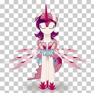 Legendary Creature Cartoon Pink M Figurine PNG