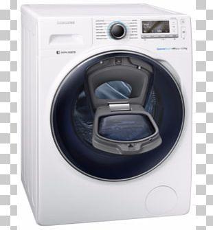 Samsung AddWash WF15K6500 Washing Machines Home Appliance Samsung WW80K5413UW 8kg AddWash Washing Machine PNG