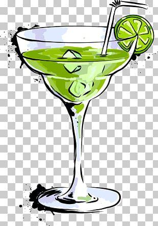 Cocktail Margarita Martini Drink PNG