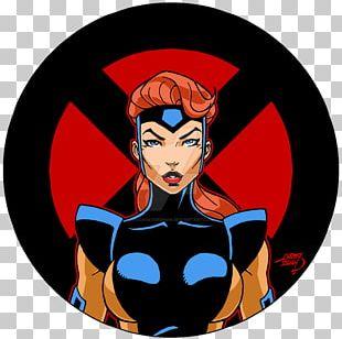 Jean Grey Cyclops Wolverine Professor X Storm PNG