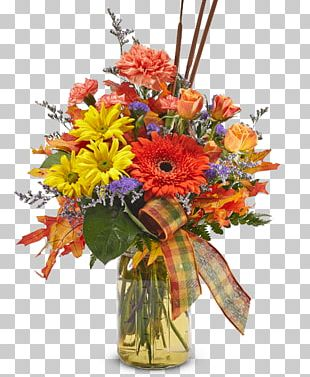 Transvaal Daisy Cut Flowers Floral Design Vase Flower Bouquet PNG
