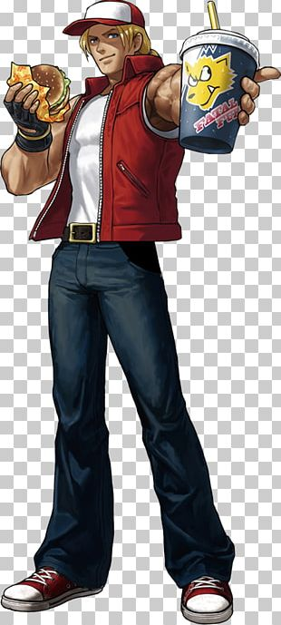 The King Of Fighters XIII Terry Bogard Kyo Kusanagi The King Of Fighters 2002 PNG