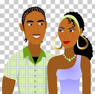 African American Black PNG