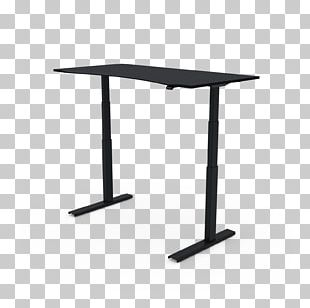 Table Standing Desk Computer Desk PNG