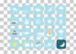 Weather Forecasting Icon PNG