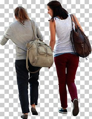 Clipping Path Character PNG