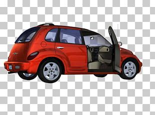 Chrysler PT Cruiser City Car Toyota Land Cruiser Prado Car Door PNG