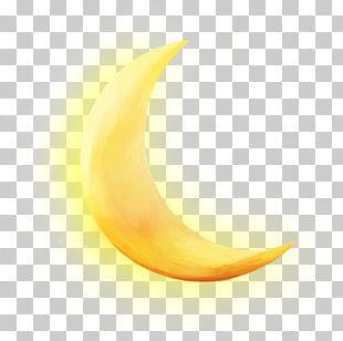 Crescent Moon PNG