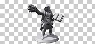 Dungeons & Dragons Tabaxi Role-playing Game Warlock Miniature Figure PNG