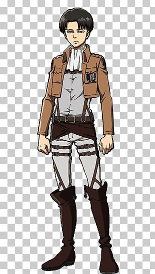 Eren Yeager Mikasa Ackermann Attack On Titan Costume Character PNG