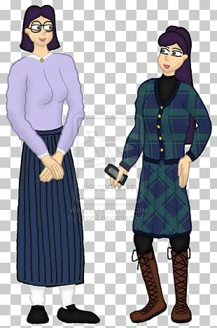 Costume Design Outerwear Cartoon Character PNG