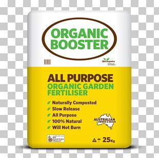 Organic Food Brand Fertilisers Organic Fertilizer PNG