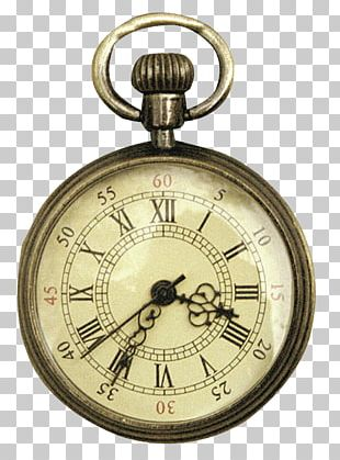 Pocket Watch Clock Elgin National Watch Company PNG