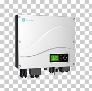 Power Inverters Battery Charger Solar Inverter Grid-tie Inverter Solar Power PNG