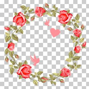 Beautiful Red Roses Ring PNG