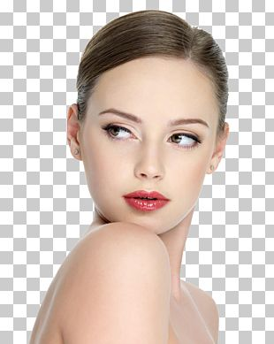 Beauty Parlour Cosmetics Model Massage PNG