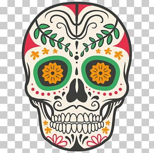 Calavera Mexico Day Of The Dead Mexican Cuisine PNG
