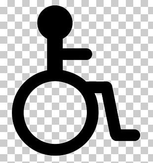 Wheelchair Disability International Symbol Of Access Accessibility PNG