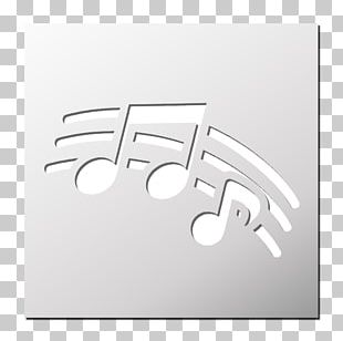 Music Logo Stencil Sound FRENCHIMMO PNG