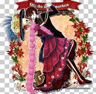 La Calavera Catrina Mexico Day Of The Dead Death PNG