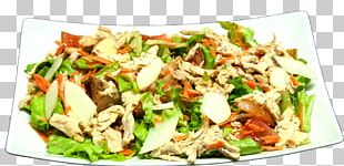 Karedok Chicken Soup Thai Cuisine Caesar Salad American Chinese Cuisine PNG