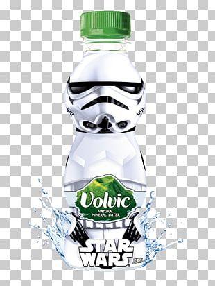 Water Bottles Mineral Water Volvic Plastic Bottle Liquid PNG