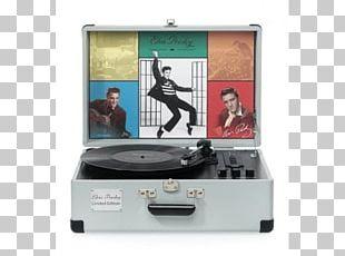 Turntable Phonograph Record Gramophone Elvis Presley Enterprises Програвач вінілових дисків PNG
