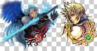 Kingdom Hearts II Sephiroth KINGDOM HEARTS Union χ[Cross] Roxas Sora PNG