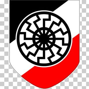 Black Sun Coming Race EasyRead Edition Germany Thule Society Symbol PNG
