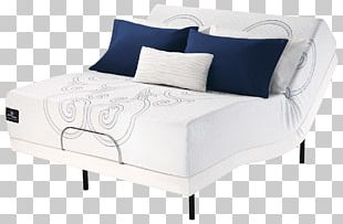 Mattress Pads Bed Frame Serta Sofa Bed PNG