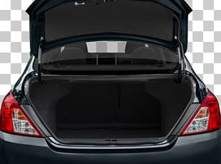 2017 Nissan Versa 1.6 S Plus Car Trunk Motor Vehicle Spoilers PNG