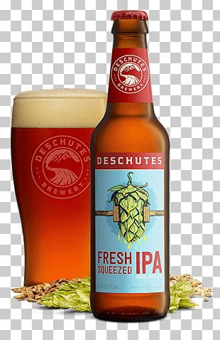 Deschutes Brewery Bend Public House Beer India Pale Ale PNG