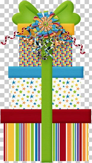 Happy Birthday To You Gift Party PNG