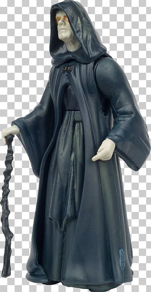 Palpatine Action & Toy Figures Kenner Star Wars Action Figures Emperor PNG
