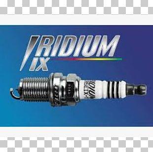Car Spark Plug NGK Iridium Motorcycle PNG