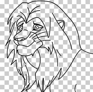Line Art Drawing Painting PNG