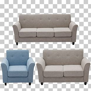 Loveseat Table Couch Chair PNG