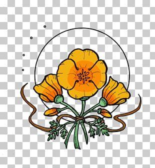 Cut Flowers Floral Design Art PNG