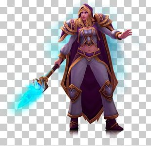 Heroes Of The Storm World Of Warcraft Overwatch Jaina Proudmoore Character PNG
