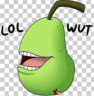 Pear Vegetable Fruit Cartoon PNG