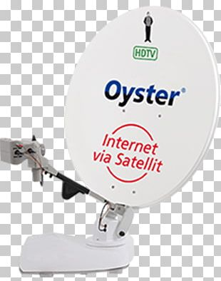 Satellite Dish Oyster Internet High-definition Television PNG