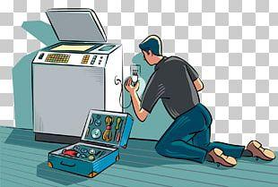 Photocopier Printing Illustration PNG