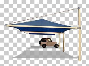 Shade Roof Canopy Car Park Tensile Structure PNG